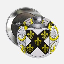 "Hawkings Coat of Arms (Family Crest) 2.25"" Button"