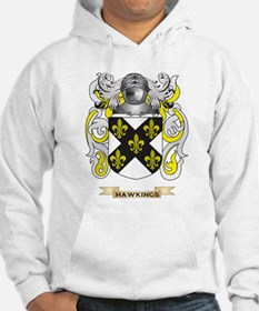 Hawkings Coat of Arms (Family Crest) Hoodie