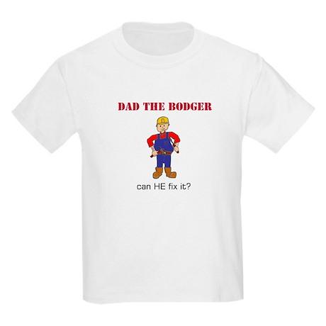 Dad the Bodger Kids T-Shirt