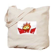 Grill It Up Tote Bag