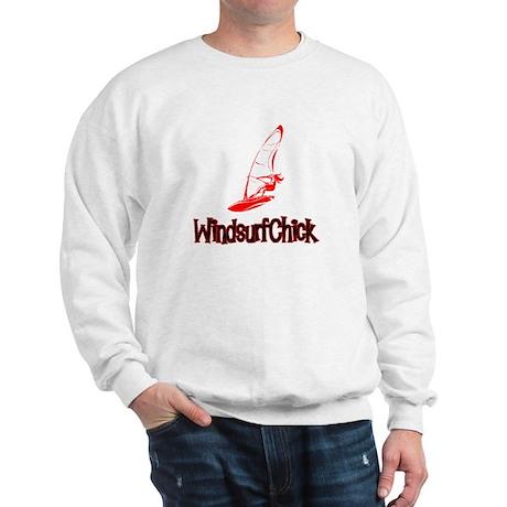 WindsurfChick Logo Sweatshirt