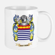 Hayden Coat of Arms (Family Crest) Mug