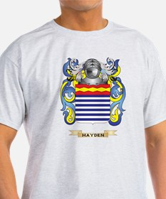 Hayden Coat of Arms (Family Crest) T-Shirt
