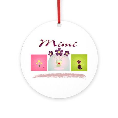 MIMI Ornament (Round)