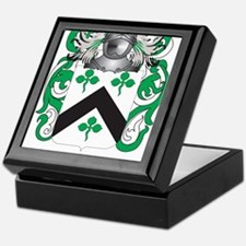 Hazel Coat of Arms (Family Crest) Keepsake Box