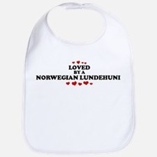 Loved: Norwegian Lundehund Bib