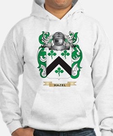 Hazel Coat of Arms (Family Crest) Hoodie