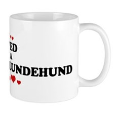 Loved: Norwegian Lundehund Coffee Mug