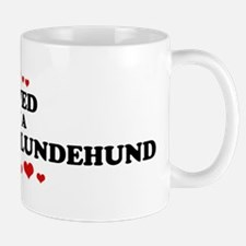 Loved: Norwegian Lundehund Mug