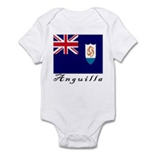 Anguilla Infant Bodysuit
