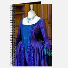 Purple Regency Ballgown Journal