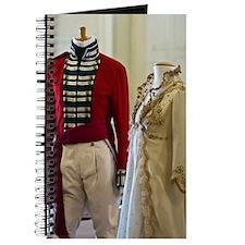 Regency Wedding Dress In Gold And Cream Journal