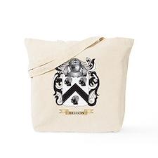 Heddon Coat of Arms (Family Crest) Tote Bag