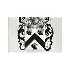 Heddon Coat of Arms (Family Crest) Rectangle Magne