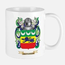 Heffernan Coat of Arms (Family Crest) Small Mugs
