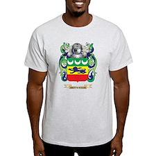 Heffernan Coat of Arms (Family Crest) T-Shirt