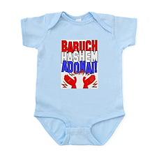 Baruch HaShem! Infant Bodysuit