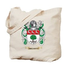 Hegarty Coat of Arms (Family Crest) Tote Bag