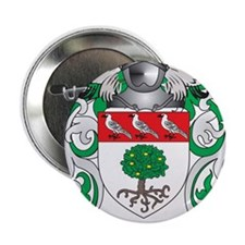 "Hegarty Coat of Arms (Family Crest) 2.25"" Button"