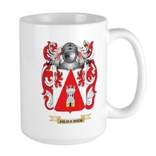 Heikkinen Coat of Arms (Family Crest) Mug