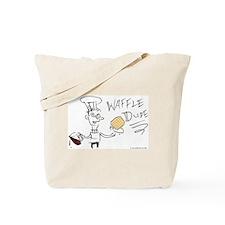 waffledude Tote Bag