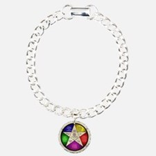 Elemental Pentagram Bracelet