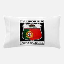 California Portuguese American Pillow Case