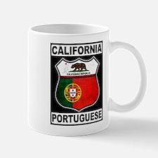 California Portuguese American Mug