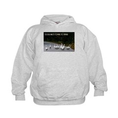 Goose Who's Coming To Dinner Hoodie