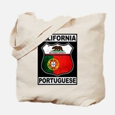 California Portuguese American Tote Bag