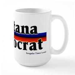 Montana Democrat Big Mug