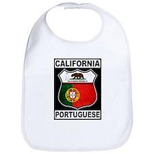 California Portuguese American Bib