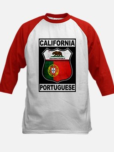 California Portuguese American Baseball Jersey