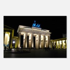 Brandenburg Gate Postcards (Package of 8)