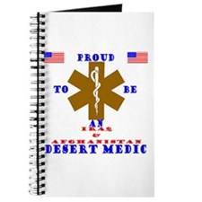 Proud to be a Desert Medic Journal