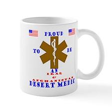 Proud to be a Desert Medic Mug