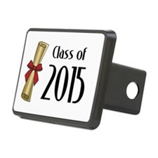 Class of 2015 Diploma Hitch Cover