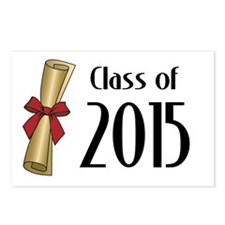Class of 2015 Diploma Postcards (Package of 8)