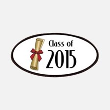 Class of 2015 Diploma Patches