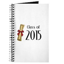 Class of 2015 Diploma Journal