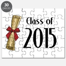 Class of 2015 Diploma Puzzle