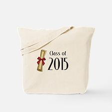 Class of 2015 Diploma Tote Bag