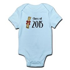 Class of 2015 Diploma Infant Bodysuit