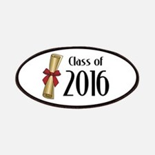 Class of 2016 Diploma Patches