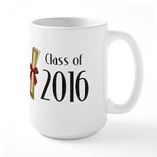Class of 2016 Diploma Mug