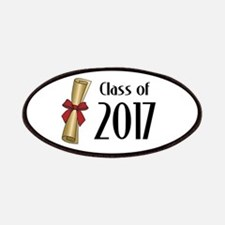 Class of 2017 Diploma Patches