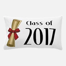 Class of 2017 Diploma Pillow Case