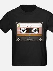 Cassette Tape - Tan T