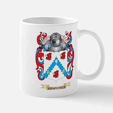 Hemmings Coat of Arms (Family Crest) Mug
