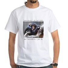 Monkey Sits Shirt